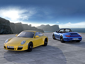 Porsche 911 Carrera 4 GTS: 300 kW a pohon všech kol