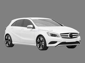 Mercedes-Benz A 2012: Co zůstalo z šanghajského konceptu?