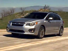 Video: Subaru Impreza – Hatchback i sedan pro modelový rok 2012