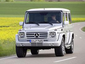 Mercedes-Benz G 65 AMG: Chystá se dvanáctiválec?