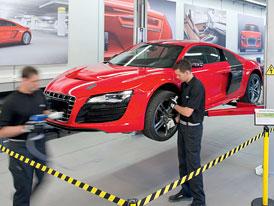 Audi R8 e-tron: Pohled do vývojového oddělení