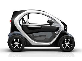 Akce Renaultu: K vybraným autům Twizy zdarma