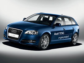 Audi balanced mobility: Zelená energie pro plynová a elektrická Audi