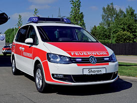 Volkswagen na RETTmobil 2011