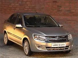 Video: Lada Granta – Představení nového sedanu