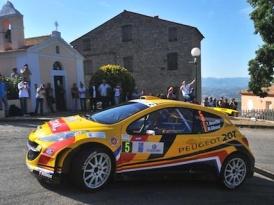 IRC Rally Korsika 2011 – Poprvé v kariéře vítězí Neuville, za ním dvě Fabie S2000