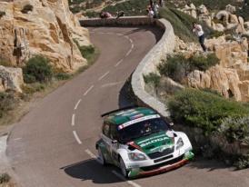 Nádherná bitva na Korsické Rally – Kopecký druhý, Loix třetí