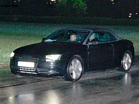 Spy Photos: Audi A5 - facelift ve stylu A6