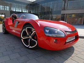 StudentCar FireLine: Nový elektrický roadster se rodí v Ostravě