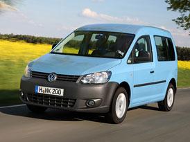 VW Užitkové vozy: Slevy 65 až 150 tisíc korun