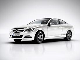 Mercedes-Benz třídy C: Coupé podrobně