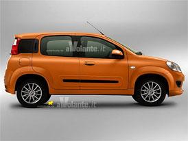 Nový Fiat Panda: Foto z výrobní linky
