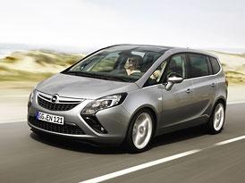 Opel Zafira Tourer: Třetí generace je tady (i s videem)