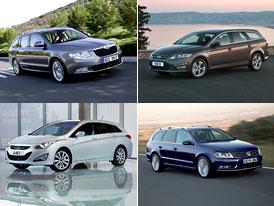 Hyundai i40 vs. konkurence: Co koupit?