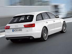 Audi A6 Avant: Nové fotografie, video, wallpapers