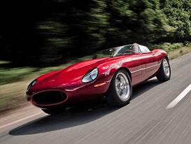 Eagle Jaguar E-Type Speedster Lightweight: Pocta legendě