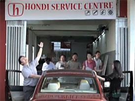 Video: Honda a YMCA v Malajsii proti neautorizovaným servisům