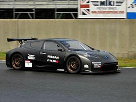 Nissan Leaf Nismo RC: Elektromotor v karbonovém balení