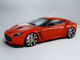 Aston Martin V12 Zagato Concept: Druhá premiéra u jezera