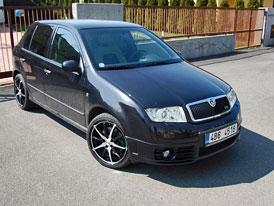 Legendy na Moje.Auto.cz: Škoda Fabia RS 1,9 TDI (96 kW)