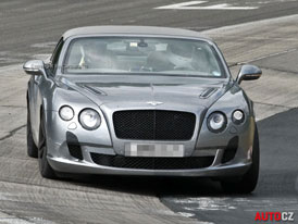 Spy Photos: Bentley Continental GTC � nevyhnuteln� facelift kabrioletu