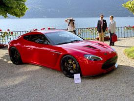 Aston Martin V12 Zagato Concept: Další dějství letité spolupráce