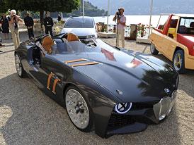 BMW 328 Hommage: 780 kg k 75. výročí