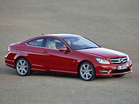 Mercedes-Benz C Coupé: Ceny na českém trhu
