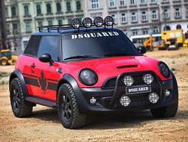MINI Red Mudder: Nov� Mini-SUV, ale Countryman to nen�!