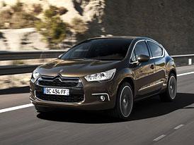 Citroën DS4: Ceny na českém trhu