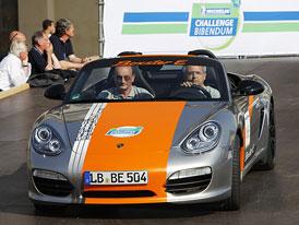 Porsche Boxster E: Technická data