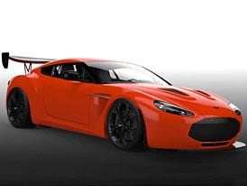 Závodní Aston Martin V12 Zagato: Ze soutěže elegance rovnou na trať
