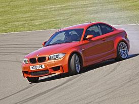 BMW 1 M Coup�: Nov� fotografie