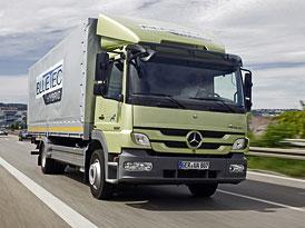 Představujeme: Alternativní pohony Daimleru