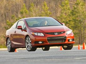 Honda v srpnu vrátí výrobu v Severní Americe na běžnou úroveň, jen nový Civic musí počkat