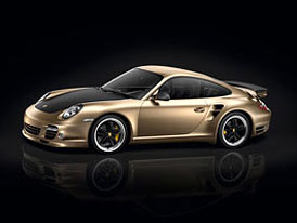 Porsche 911 Turbo 10 Years Edition: 10 let v Číně