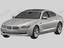 BMW Gran Coupé: Sériová podoba čeká na patentovém úřadě