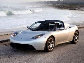 Tesla Roadster letos skončí, nový model až v polovině roku 2012