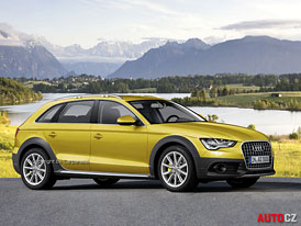 Spy Photos: Audi A3 na skicách