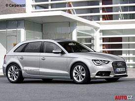 Audi A3: Po devíti letech vše nově