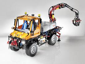 Mercedes-Benz Unimog: Lego k 60. narozeninám