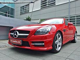 Mercedes-Benz SLK: První jízdní dojmy
