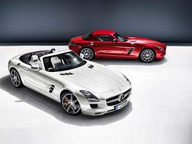 Mercedes-Benz v roce 2011: Přehled chystaných novinek pro český trh