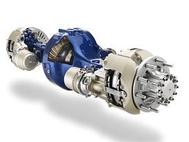Volvo Trucks: Zadní náprava pro nižší spotřebu