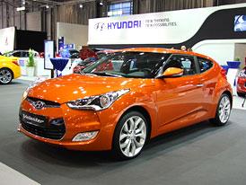 Hyundai Veloster: Česká premiéra a kompletní ceník