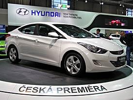 Hyundai Elantra: První dojmy, cena od 299.990,- Kč