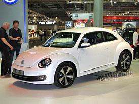 VW Beetle: První dojmy, česká cena
