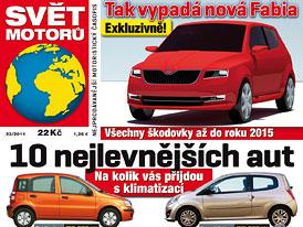 Svět motorů 23/2011: 10 nejlevnějších aut
