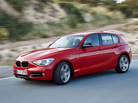 Nové BMW 1 (F20): Oficiální fotografie