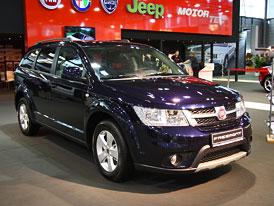 Fiat chce zvýšit svůj podíl na českém trhu na 2,5 %